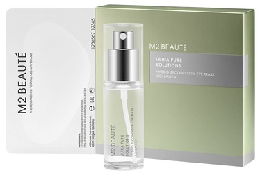 M2 Beaute Ultra Pure Solutions Hybrid Second Skin Eye Mask