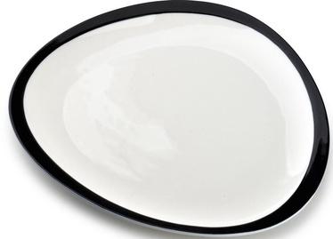 Mondex Paulette Dinner Plate White 26.5cm