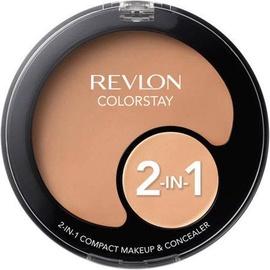 Revlon Colorstay 2-in-1 Compact Makeup & Concealer 12.3g 240