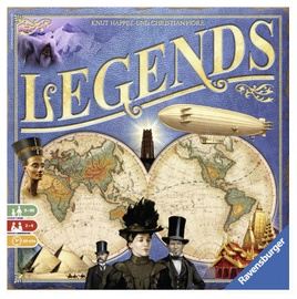 Stalo žaidimas Ravensburger Game Legends 26671, EN