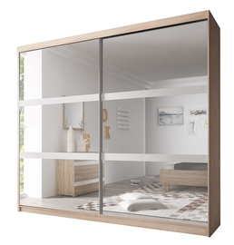 Idzczak Meble Wardrobe Multi II 10 203cm Sonoma Oak