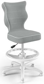 Bērnu krēsls Entelo Petit HC+F Size 3 JS03 White/Grey, 335x300x895 mm