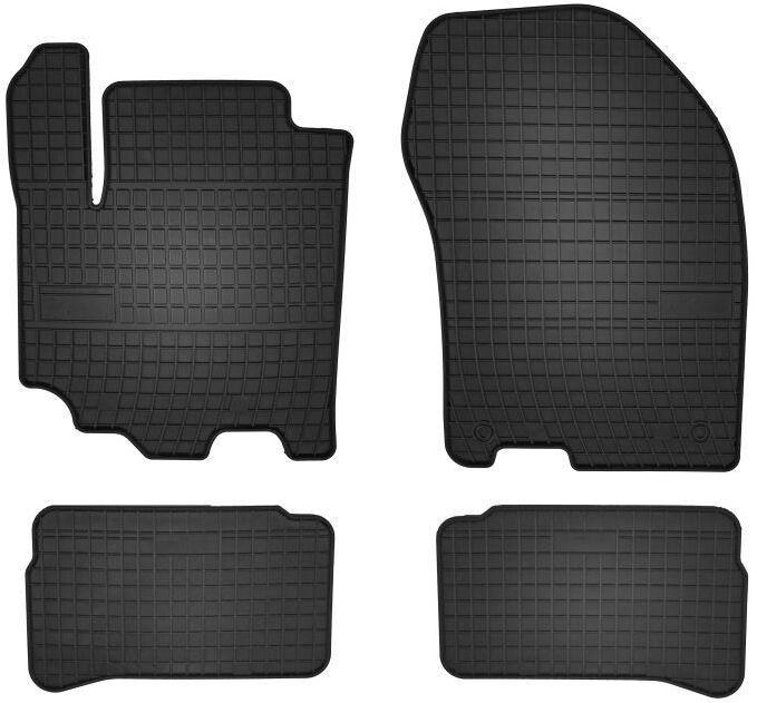 Автомобильные коврики Frogum Suzuki SX4 II S-Cross Lift Rubber Floor Mats