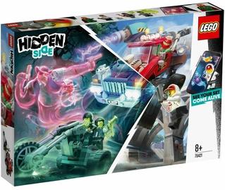 Konstruktorius LEGO®Hidden Side 70421 Kaskadinis sunkvežimis El Fuego