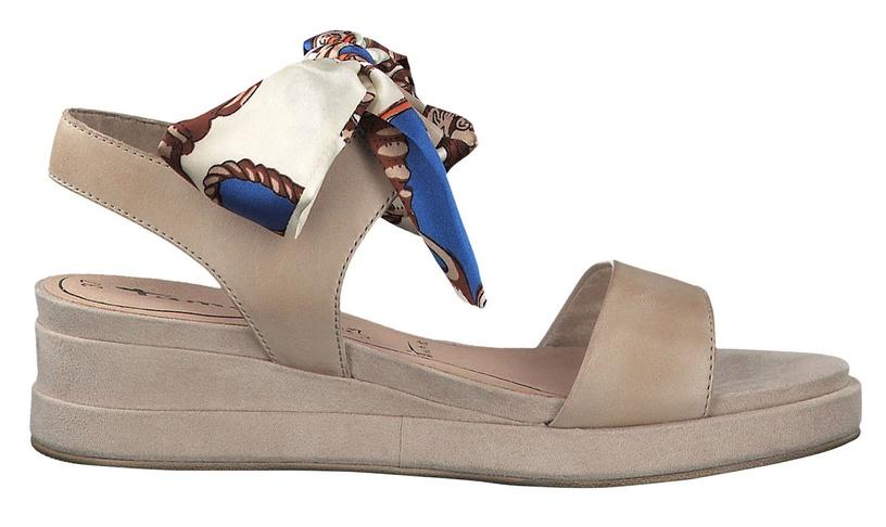 Tamaris Eda Healed Sandal 1-1-28252-32 Antelope 40