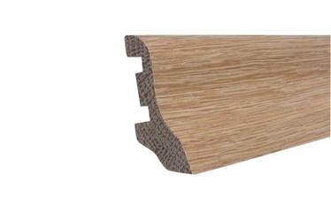 Skirting boards 22-40, oak, 2,4m