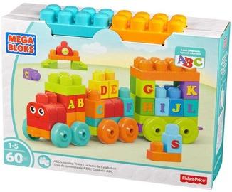 2705ab44e6d Fisher Price Mega Bloks ABC Learning Train Building Set