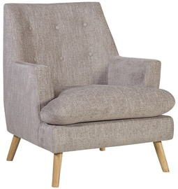 Home4you Armchair Silvia Beige 21612