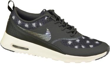 Nike Sneakers Air Max Thea Premium 599408-008 Black 36.5