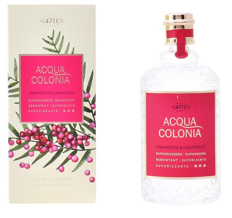 4711 Acqua Colonia Pink Pepper & Grapefruit 170ml EDC Unisex