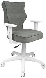 Entelo Office Chair Duo White/Grey AT03