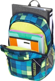 Coocazoo Backpack JobJobber 2 Lime District