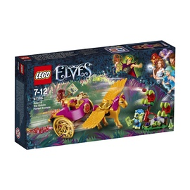 Konstruktor LEGO Elves Azari And The Goblin Forest Escape 41186