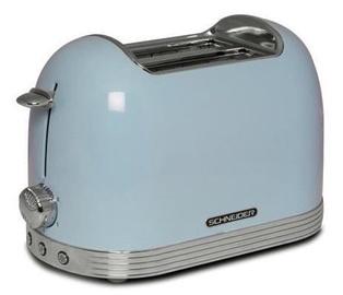 Schneider SCTO2BL Toaster Blue