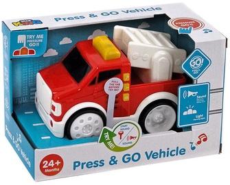 Tommy Toys Press & Go Vehicle 480254