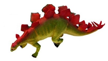 Žaislinė figūrėlė Keycraft Plastic Extra Large Dinosaur Stegosaurus CR34