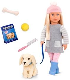 Кукла Our Generation Megan And Pet Golden Retriever BD31242