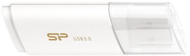 USB atmintinė Silicon Power Ultima B06 Shell White, USB 3.0, 16 GB
