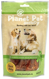 Planet Pet Society Duck Strip 100g