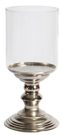 Home4you Simon 32cm Clear/Nickel