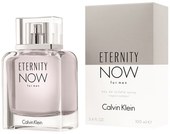Tualetinis vanduo Calvin Klein Eternity Now For Men 100ml EDT