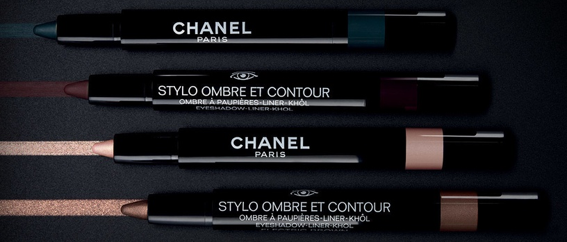 Chanel Stylo Ombre et Contour Eyeshadow–Liner Pencil 0.8g 12
