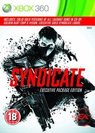 Syndicate Executive Package Edition Xbox 360