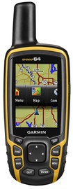 Garmin GPSmap 64 Worldwide Black/Yellow