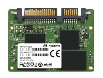 Transcend Half-Slim SSD HSD630 32GB SATAII TS8GHSD630