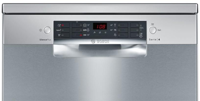 Trauku mazgājamā mašīna Bosch SMS46LI04E