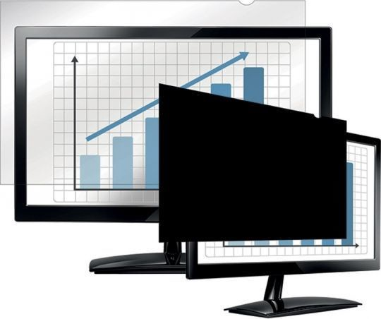 """Fellowes 23.6"""" Privacy Filter Widescreen 552x294mm"""