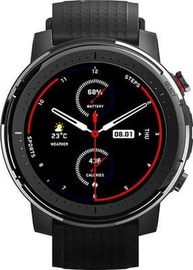 Išmanusis laikrodis Amazfit Stratos 3, juoda