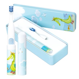 Электрическая зубная щетка Vitammy Smile, синий