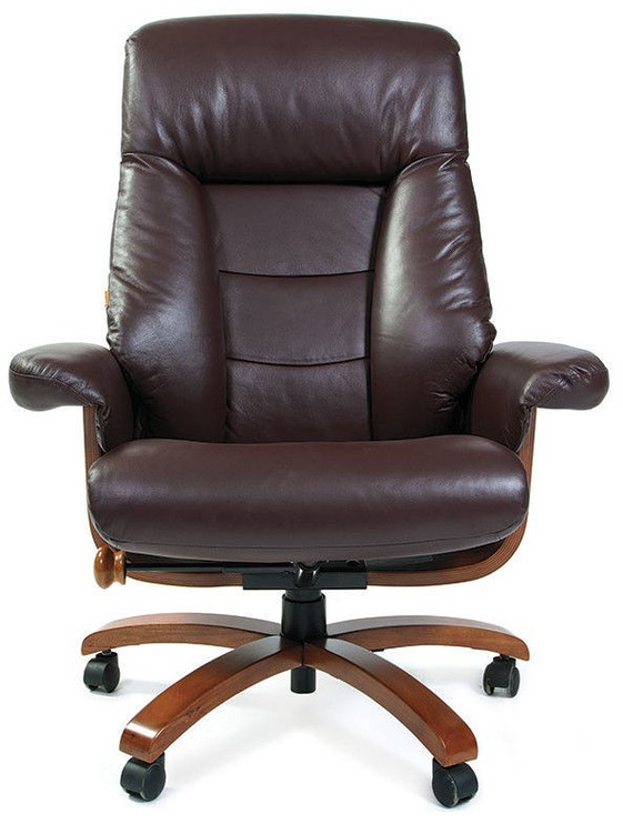 Chairman 400 Leather Brown