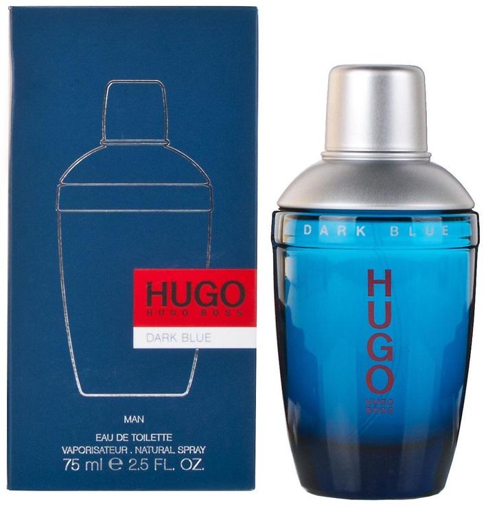 Kvepalai Hugo Boss Dark Blue 75ml EDT