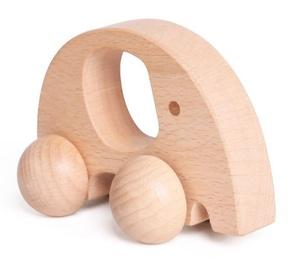 Iwood Wooden Grasping Car Elephant 739383