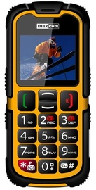 MaxCom MM910 Dual Black/Yellow ENG