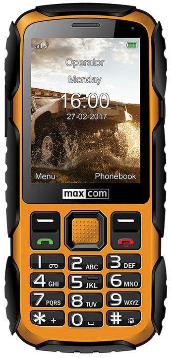 MaxCom MM920 Strong Yellow