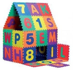 Коврик-пазл Soft Mat Puzzle, 36 шт.