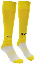 Носки Givova Calcio Senior Yellow, 1 шт.