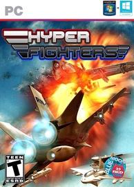 Hyper Fighters Incl. Wheel Wii
