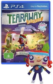 Tearaway Unfolded Special Edition PS4