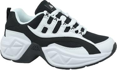 Kappa Overton Shoes 242672-1011 Black/White 37