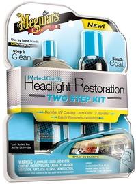 Automašīnu tīrīšanas līdzeklis Meguiars G2000 Perfect Clarity Headlights Restoration Two Step Kit