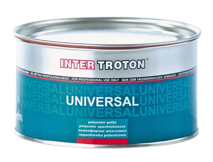 Universalus poliesterinis glaistas Inter-Troton, 450 ml