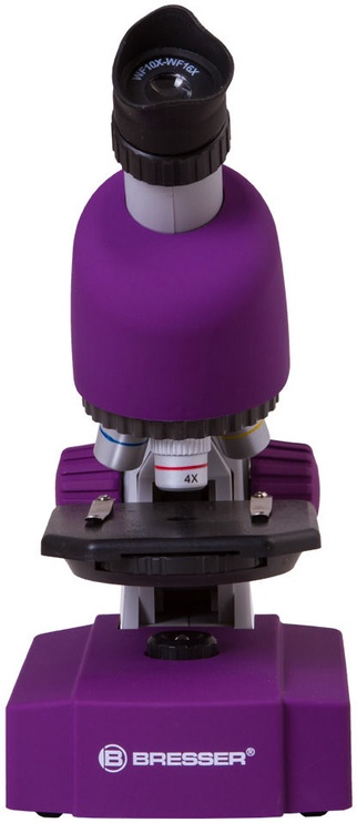 Bresser Junior 40x-640x Violet