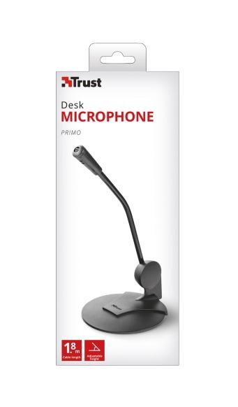 Trust Primo Desk Microphone 21674