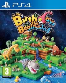 Birthdays the Beginning PS4