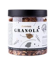 Duonos granola su agavų sirupu, 300 g