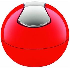 Spirella Bowl Bin 1l Red
